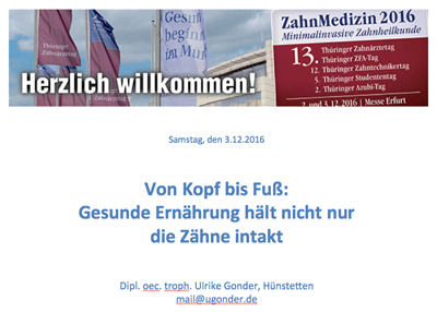 Zahnaerztetag_Thueringen_Erfurt_Von_Kopf_bis_Fuss_Gesunde_Ernaehrung_nicht_nur_fuer_die_Zahne_Vortrag_Ulrike_Gonder